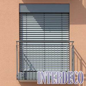 jalousien f r den innenbereich und au en raffstores f r. Black Bedroom Furniture Sets. Home Design Ideas