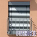 Jalousien für den Innenbereich und Außen-Raffstores für den Sonnenschutz
