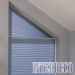 Plissee – Sonnenschutz für Dachfenster und weitere spezielle Fensterformen