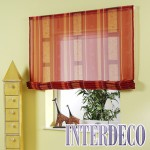 Raffrollos im Trend – Raffvorhänge für die moderne Fensterdeko