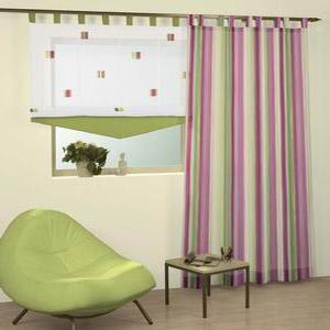 Fadenvorh nge und fadengardinen sind dekorative gardinen - Dekorative gardinen ...