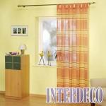 Beliebte Vorhang- und Gardinenstoffe aus Naturmaterialien