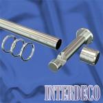 Individuelle Gardinenlösungen mit dem richtigen Gardinenstangen-Zubehör