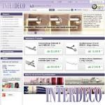 Interdeco.de – Unser neuer Shop ist online