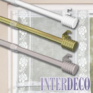 Interdeco - Scheibenstangen