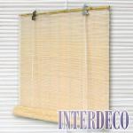 Bambusrollos für zeitlose Dekoration mit asiatischen Charakter