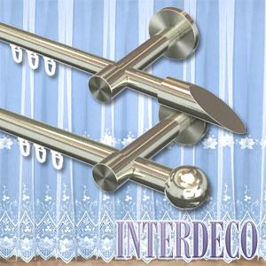 Interdeco - Innenlaufstangen