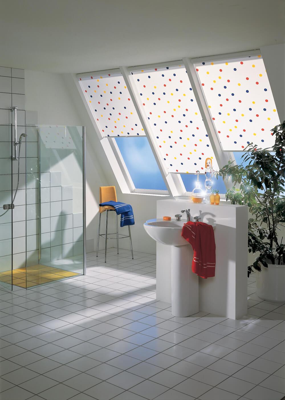 Dachfensterrollo von Interdeco