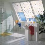Tipps zum Anbringen von Plissees und Rollos an Dachfenstern