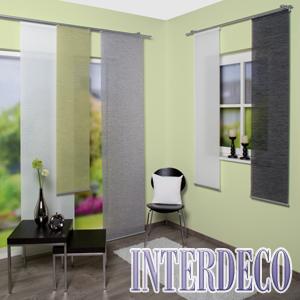 Schiebegardinen als ideale Fensterdekoration
