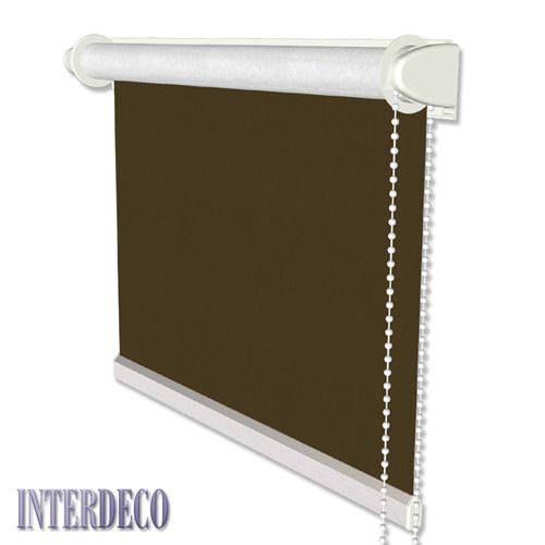 thermorollos und verdunklungsrollos in braun als klemmrollo f r verdunkelung ebay. Black Bedroom Furniture Sets. Home Design Ideas