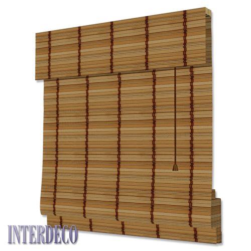 bambusrollos bambus faltrollos in braun viele gr en g nstige preise ebay. Black Bedroom Furniture Sets. Home Design Ideas
