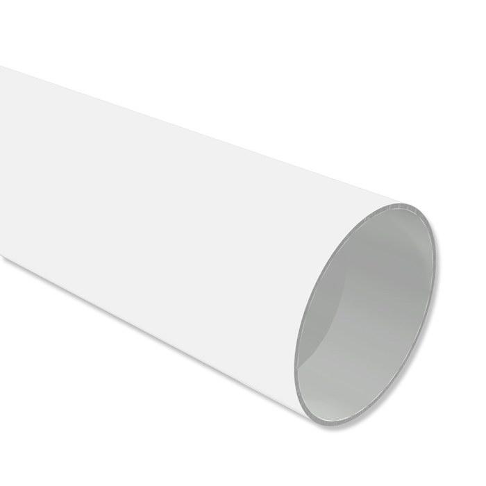 Dekorohre Rohre aus Metall 28 mm Ø Dekostangen für Gardinenstangen