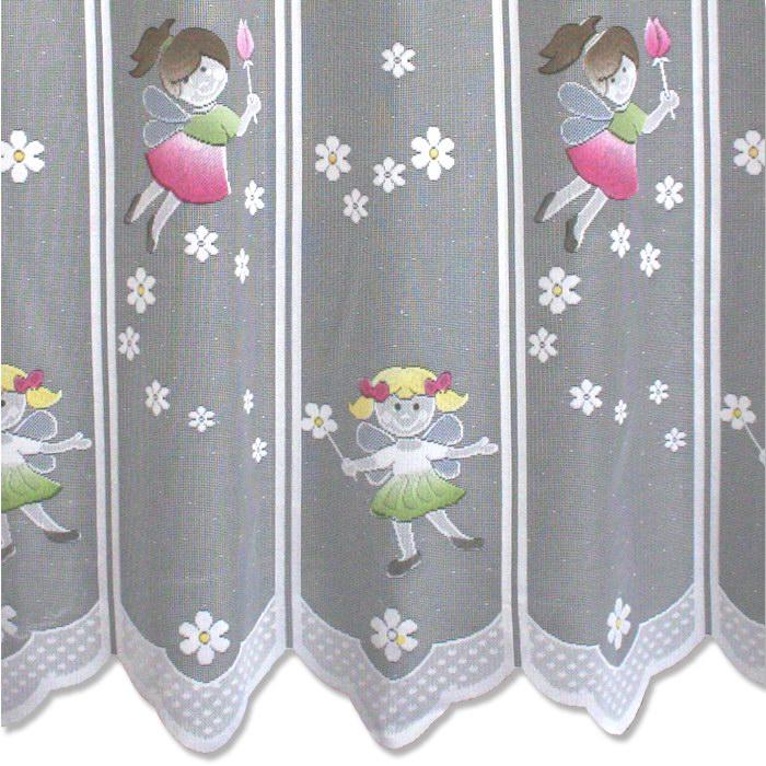 Kinderzimmer scheibengardinen bistrogardine 60 cm hoch for Bistrogardine kinderzimmer