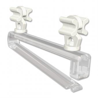 Schlaufengleiter Universal für Schlaufenvorhänge (8 Stück)