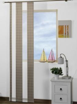 Schiebevorhang Dessin Cortez Fb. 25, 60x245 cm
