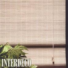 bambusrollos in 160 cm h he bambus faltvorh nge bambus faltrollos jalousien. Black Bedroom Furniture Sets. Home Design Ideas