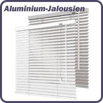 Aluminium-Jalousien