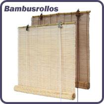 Bambusrollos in vielen Gr��en