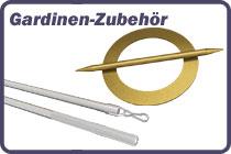 Gardinenzubeh�r - passendes Zubeh�r f�r Gardinen & Vorh�nge