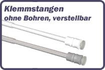 Klemmstangen Metall - Kunststoff