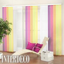 Multicolor Gardinen - bunte Vorhänge.