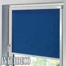 Blaue Rollos - Erfrischende Farben für den Sonnenschutz.
