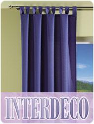 Gardinen Shop gardinen shop für vorhänge gardinenzubehör interdeco