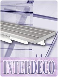 Mehrläufige Vorhangschienen von Interdeco